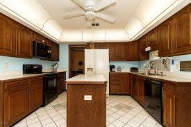 kitchen with tile high ceiling in jacksonville fl