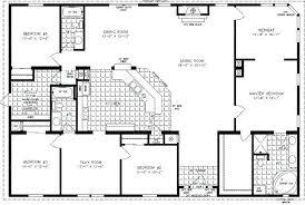 4 bedroom house plans one 4 bedroom split floor plan four bedroom split bedroom house plan