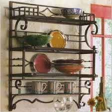 wall mounted kitchen shelves wall shelves design artistic wrought iron shelves wall mounted
