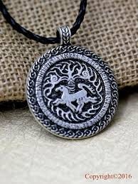 langhong 1pcs norse vikings legendary the tree of and