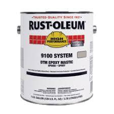 high performance 9100 system dtm epoxy mastic
