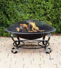 Firepit And Grill by Garden Oasis Fp Gs41 39 In Round Fire Pit Sears Outlet