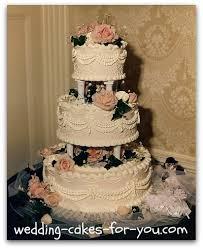 tiered wedding cakes tiered wedding cakes