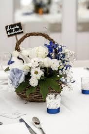 fleurs blanches mariage agence d organisation de mariage normandie centre de table dans