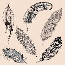 best 25 indian feather tattoos ideas on pinterest native