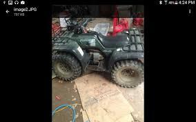 2001 rancher 350 4x4 1998 foreman 400 4x4 1995 fourtrax 300 4x4