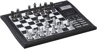 amazon com talking chess trainer electronic chess set computer
