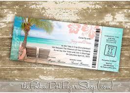 cruise wedding invitations destination wedding invitation diy print your own boarding