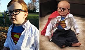 Clark Kent Halloween Costumes 20 Halloween Costumes Baby Wear 20 Genius
