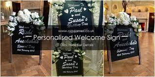 personalised wedding backdrop uk personalised wedding aisle runner uk ozzy events