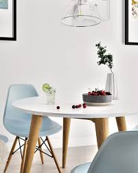 round dolf dining table 5 piece dining set rove concepts