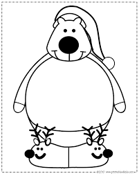 printable polar bears coloring books for kids colorpages7 com