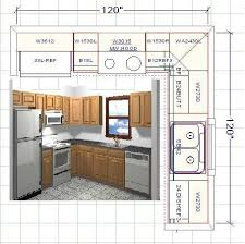 Kitchen Designer Tool Best 25 10x10 Kitchen Ideas On Pinterest Kitchen Layout Diy