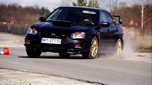 subaru sedan 2004 subaru impreza wrx sti 2004 test automocje youtube