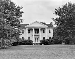 Historic Plantation House Plans Roseland Plantation Home The Handbook Of Texas Online Texas