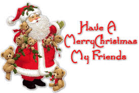images wishing all my friends a merry