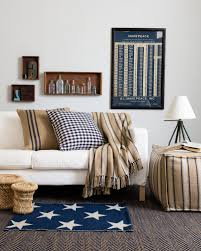 Indoor Outdoor Rugs Australia by How To Go Coastal For Fall U0026 Winter Fresh American Style