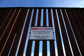 Now Trending Be Like Bill - here s what the mexico border wall looks like now pbs newshour