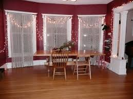 dining room drapes ideas modern curtains grommet thermal single