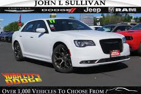 new 2017 chrysler 300 4d sedan in yuba city 00016420 john l