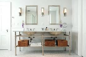 Modern Vanity Lighting Bathroom Lighting Modernimage Of Modern Bronze Bathroom Light
