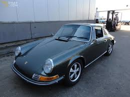 green porsche 911 classic 1970 porsche 911 coupe for sale 1046 dyler