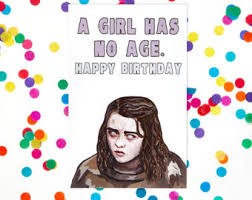 game of thrones card etsy