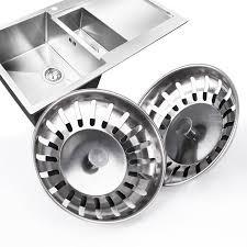 Kitchen Sink Strainer Basket Replacement - compare prices on kitchen stainless steel sink strainer online