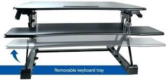 sit and stand desk platform standing desk platform deluxe height adjustable tabletop desk riser