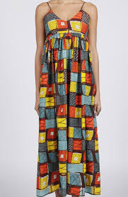 african print maxi dress my asho market