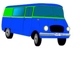 volkswagen bus clipart van clipart clipartxtras