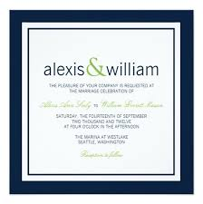 wedding invitations navy invitations in navy blue and lime square invitation card