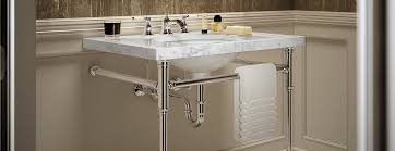 wall mount sink legs custom sink leg solutions palmer industries regarding console legs