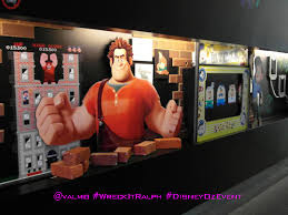 wreck ralph press disney animation studios wreckitralph