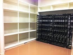 basement storage ideas shelving organizing for unfinished shelving