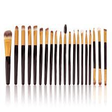 pro makeup 20pcs brush set