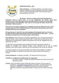 lettre de motivation pour la cuisine au nouveau monde broue pub bio et québécois ร ปภาพ บอร โด