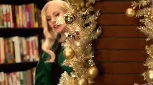 commercial lady gaga barnes and noble should we get another gaga tony christmas commercial gaga