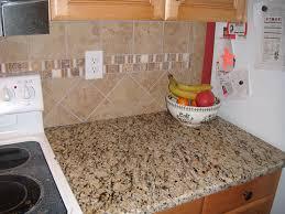 Santa Cecilia Backsplash Ideas by Tile Backsplashes With Granite Countertops Tile Backsplash In