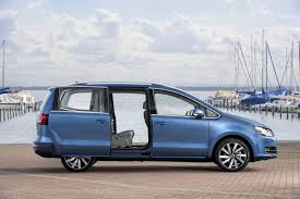blue volkswagen volkswagen sharan estate review 2010 parkers
