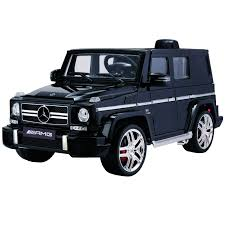 black licensed mercedes benz kids electric ride on car toy amg g63