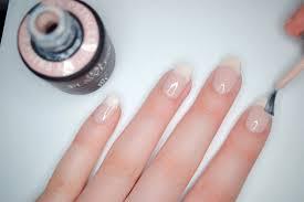 gel nails french manicure baseball nail art images baseball