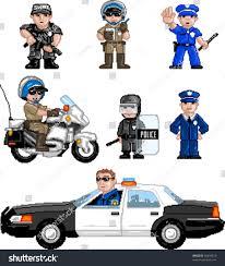 pixel art car pixel art vector illustration police artwork stock vector 60439813