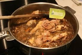 cuisiner manchons de canard manchons de canard aux lentilles pauline p