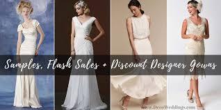 discount designer wedding dresses sle sale vintage inspired bridal gowns deco weddings