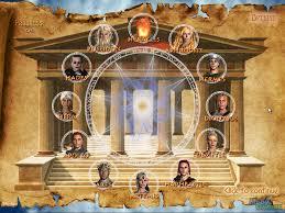 the greek gods thinglink