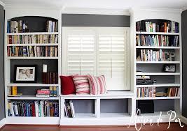 furniture home diy built bookcase furniture decor inspirations 4