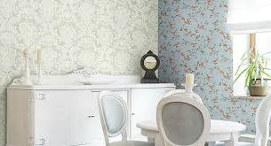 Modern Wallpaper Combinations For Interior Decorating With Flowers - Wallpaper for homes decorating