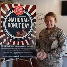 salvation army thanksgiving volunteer hawaiian and pacific islands division donut day