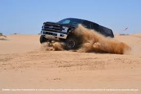 Ford Raptor Truck Jump - 2017 ford f 150 raptor is 25 percent faster off road than current